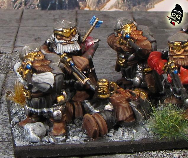 Games Workshop Chaos Dwarfs & Mantic Games ... - YouTube
